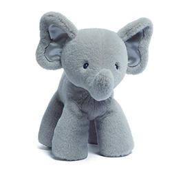 "Gund Baby Bubbles Elephant Plush, Gray, 10"""