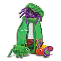 Bug Jug Fill & Spill Soft Toys