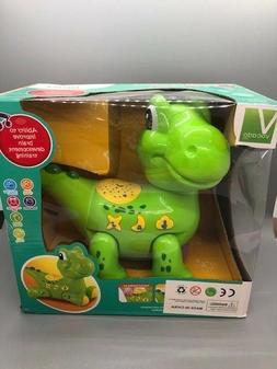 Cartoon Dinosaur Baby Toys Music and Animal Sound, Starry Li