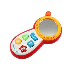 Forest & Twelfth Kids Cell Phone Toys for 1-Year-Old Baby, S