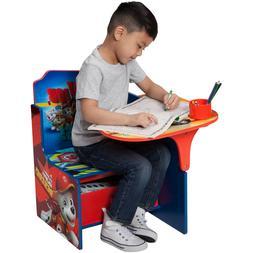 Delta Children Chair Desk With Storage Bin Nick Jr. PAW Patr
