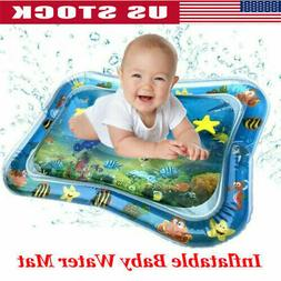 Children & Infants Inflatable Baby Water Mat Activity Play C