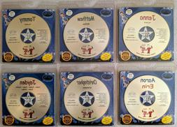 Your Childs Name in Songs Personalized Cd - LOTS OF NAMES TO