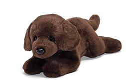 "GUND Chocolate Labrador 14"" Medium Plush"