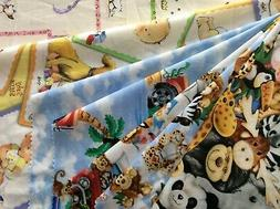 clearance babies toys and princesses cotton fabric