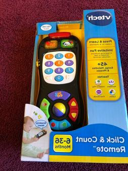 VTech Click and Count Remote ~ Brand New in Box