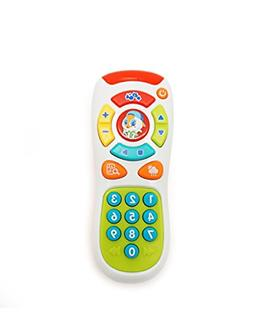 KONIG KIDS Click & Learn Remote Educational Toy for Baby 6 M