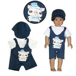 Clothes Wardrobe Dress  American Boy Doll Accessory