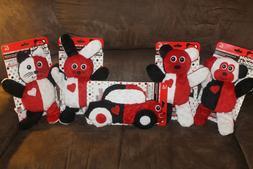 Rumple Buddies Collection Development Toy Stimulates Senses