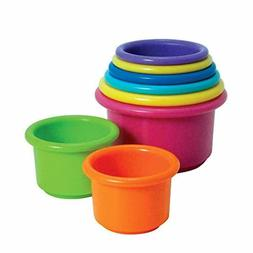 Colorful Stacking Cups Baby Nesting Preschool Toys Toddler H