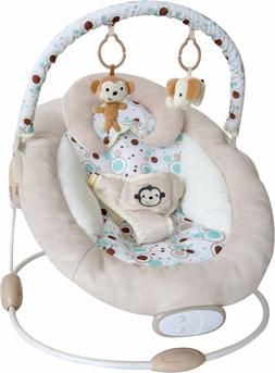Bebe Style ComfiPlus Baby Cradling Bouncer Musical Vibration