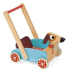 Janod Crazy Doggy Cart
