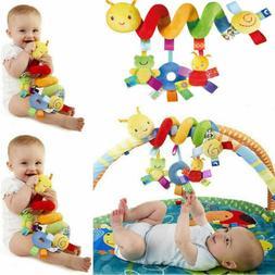 Cute Activity Spiral Crib Stroller Car Seat Travel Hanging T