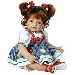 Baby Doll Daisy Delight Red Hair / Blue Eyes