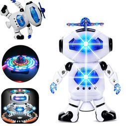 Dancing Walking Toys For Boys Girls Robot Kids Toddler 2 3 4