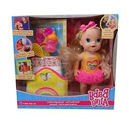 Baby Alive Darci's Dance Class Baby Doll