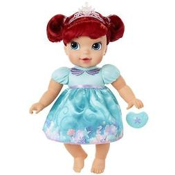 Disney Princess Deluxe Baby Ariel Doll with Pacifier Baby Do