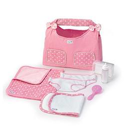 The Ashton-Drake Galleries Diaper Bag Baby Doll Accessory Se