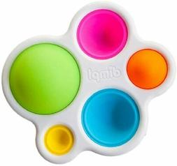 Fat Brain Toys Dimpl Baby Toys  Gifts for Ages 1 to 2, Multi