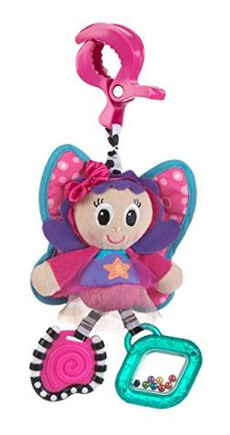 Playgro 0182850 Baby Dingly Dangly Floss The Fairy for Baby