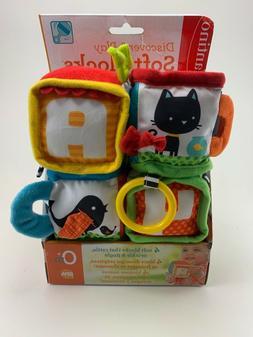 Discover & Play Soft Blocks