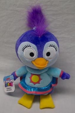 "Disney Jr. Muppet Babies SUMMER PENGUIN BABY 8"" Plush Stuffe"