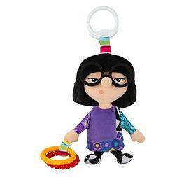 Lamaze Disney/Pixar Clip & Go, Edna