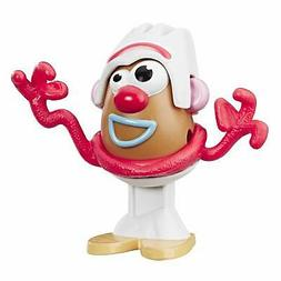 DISNEY PIXAR TOY STORY 4 MINI MR. POTATO HEAD FORKY HARD TO