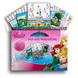 Disney Princess Large Activity Sticker Art Set