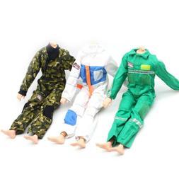 Doll Prince Clothes  Boy Uniform Outfit 1/6 Doll Clothes Acc