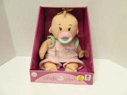baby dolls for 1 year olds Stella Peach Soft Nurturing First