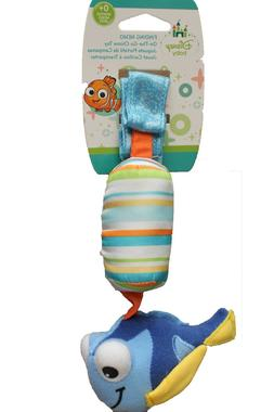 Disney Baby Dory Chime Unisex Baby Travel Toy