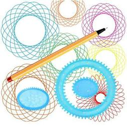 Drawing Toys Set Accessory Magic Creative Spiral Sketchpad K