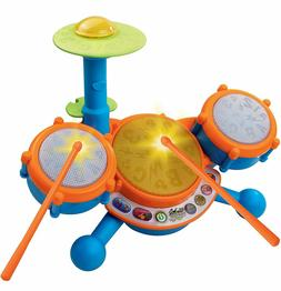 Drum Set Toys Play Educational 2 Year Olds Baby Kids Toddler