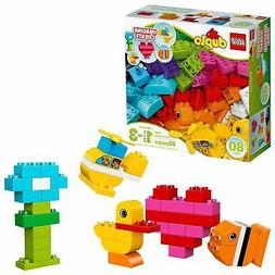 LEGO Duplo 10848 - My First Bricks - 80 Pieces-Toddler Build
