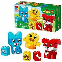 LEGO DUPLO My First Puzzle Pets 10858 Building Blocks