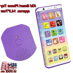 educational smart phone toy with usb port