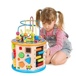 Educational Toy for 1 Year Old Boys Girls Kids Activity Cent