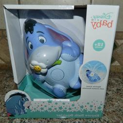 EEYORE Disney Baby WINNIE THE POOH BATH SQUIRTER Fountain Tu