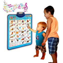 electronic interactive alphabet wall chart