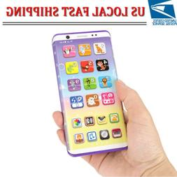 Electronic Phone Music Smart Toy Kid Educational Mobile Chil