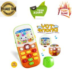 Electronic Toy Phone For Kids Baby Mobile Phone Educational