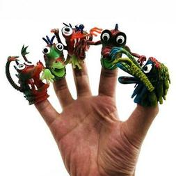 Finger Puppets Toys Interesting Hand Play Doll Toys Children