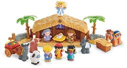 Fisher Price Little People Cow Christmas Story Nativity Repl