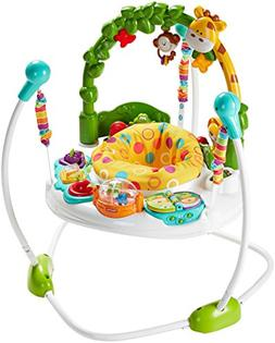 NEW Fisher-Price Go Wild Jumperoo Activity Center