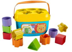 Fisher-Price Baby's First Blocks Baby Colourful Shape Learni