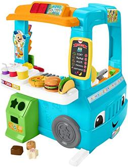 fisher price laugh learn servin fun food truck