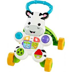 Fisher-Price Learn With Me Zebra Baby Walker Toddler DKH80 N