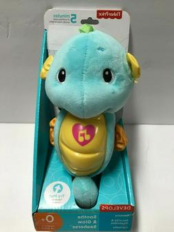 Fisher Price Ocean Wonders Soothe & Glow Seahorse Baby Toy S