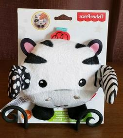Fisher Price Peek-a-boo Plush Squeeze Toys Giggles Roscoe Ba